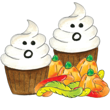 Dessert clipart sweet treat.