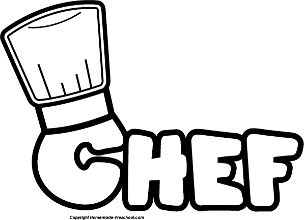 chef hat clipart culinary