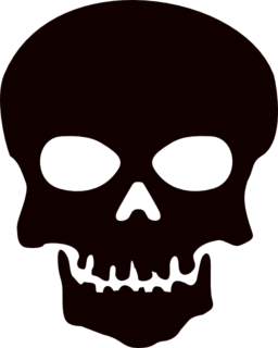 skeleton clipart realistic