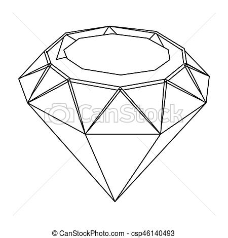 Diamonds clipart bitmap.