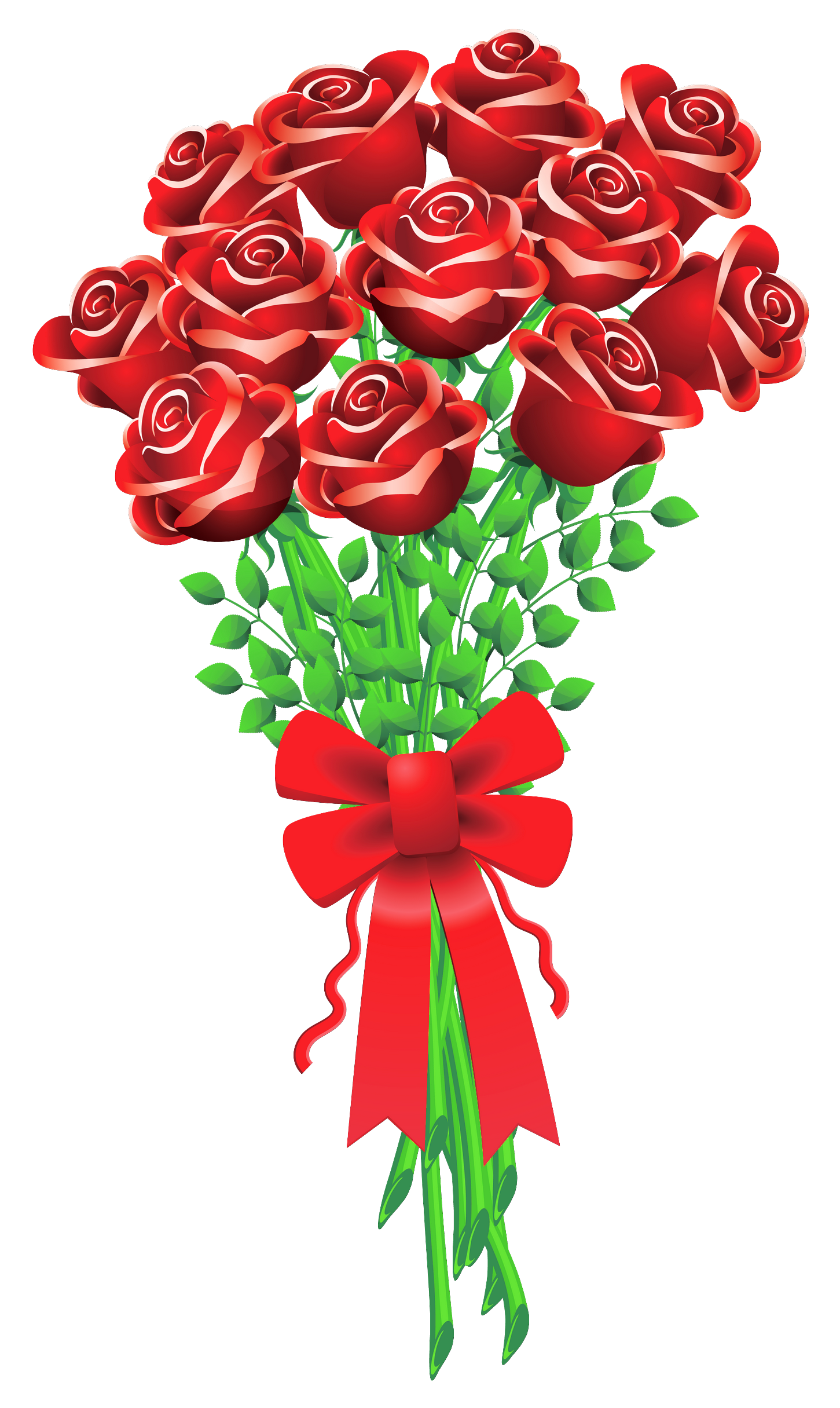 valentine day clipart free flower