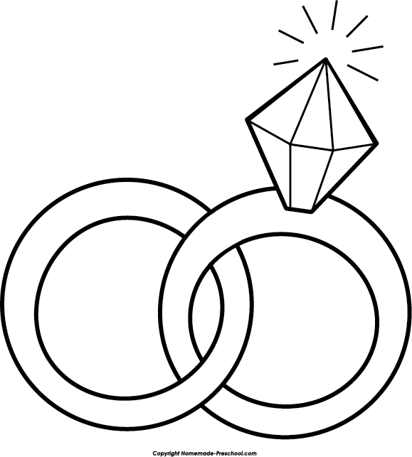 ring clipart marriage