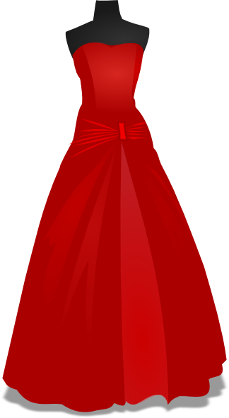 Diamonds clipart dress.