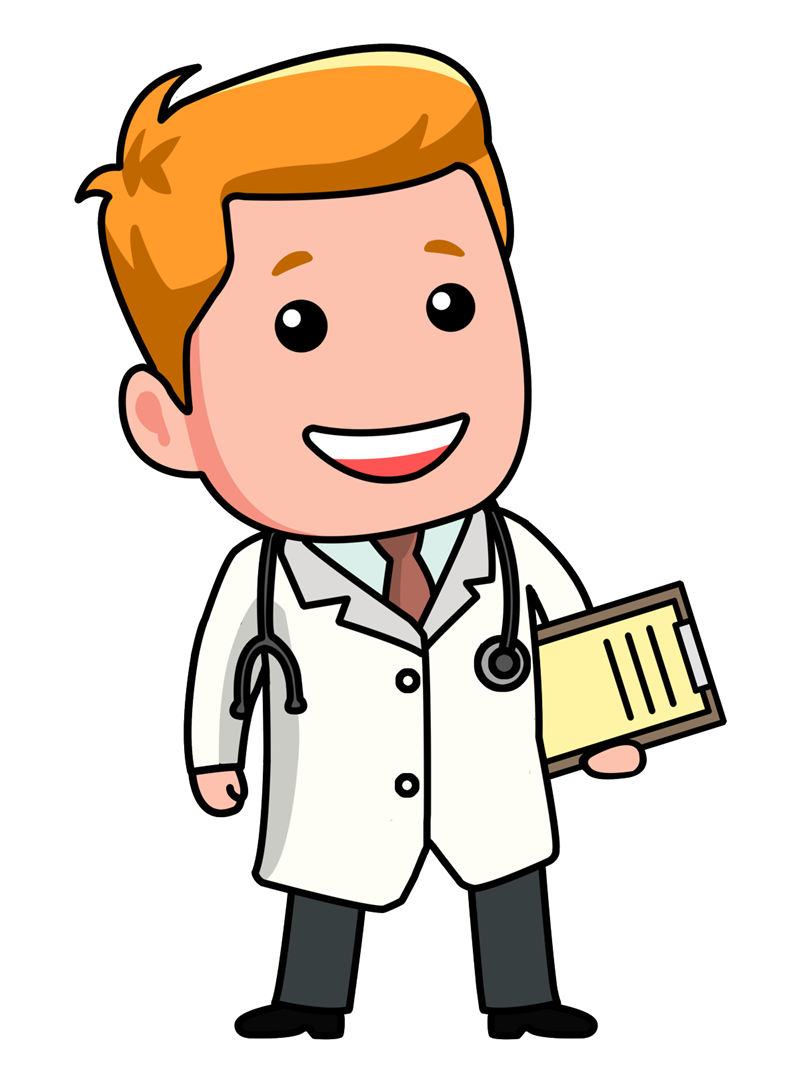 doctor clipart cartoon
