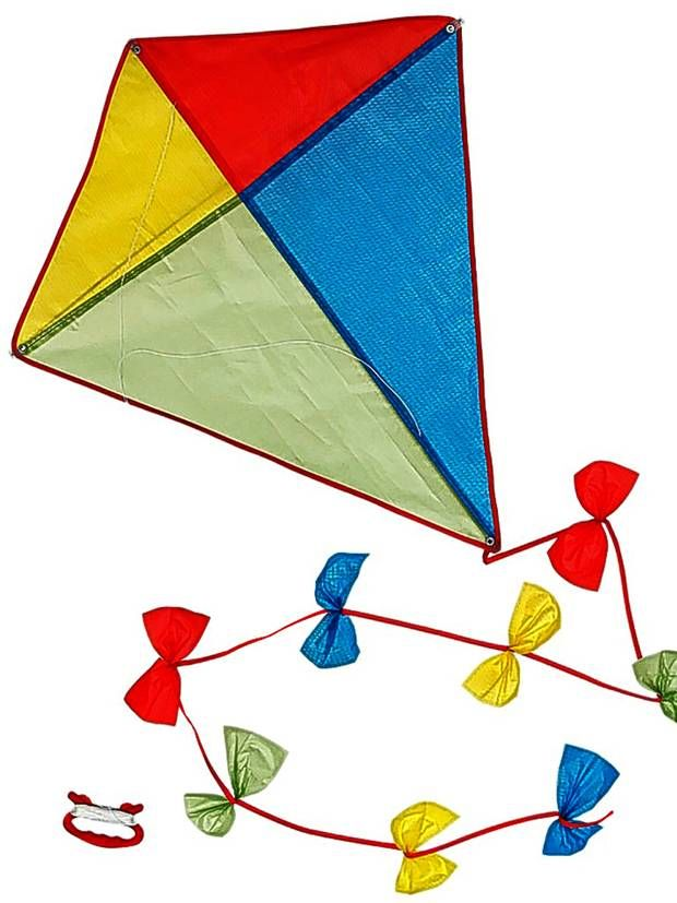 Diamonds clipart kite.