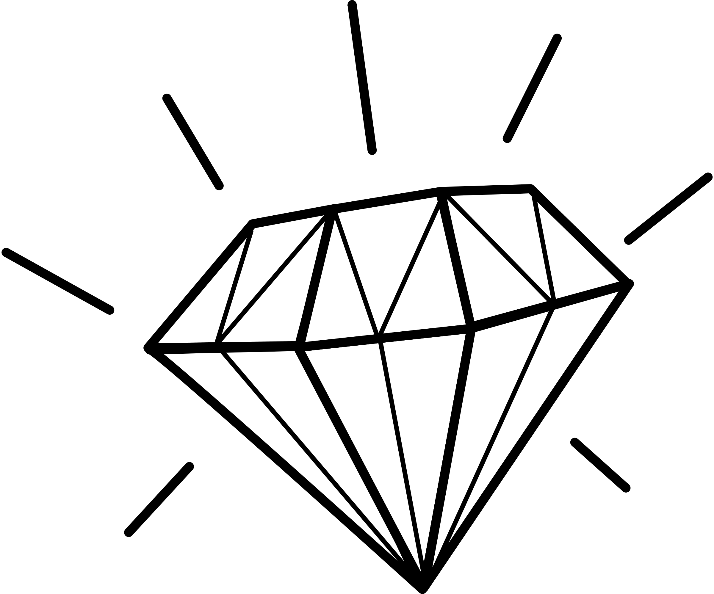 Diamonds clipart daimond.