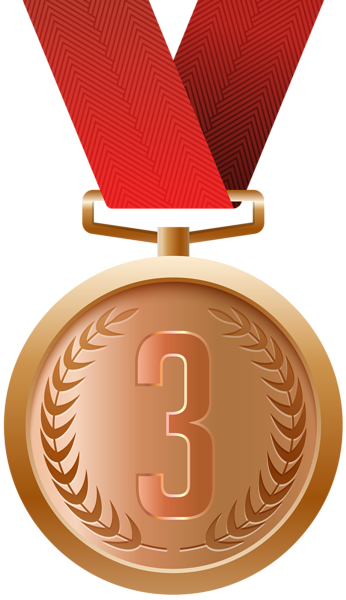 Diamonds clipart medal.