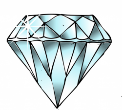 Diamonds clipart preschooler.
