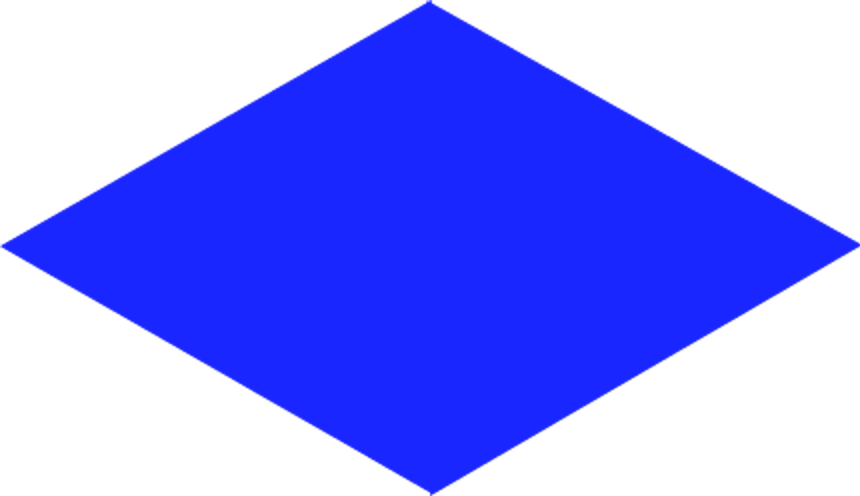 Diamonds clipart rhombus.