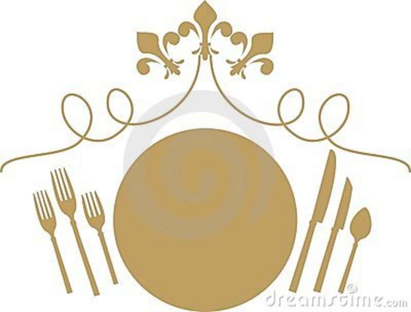 Dinner clip art formal dinner.