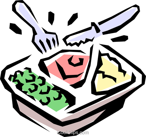 Dinner clip art transparent.