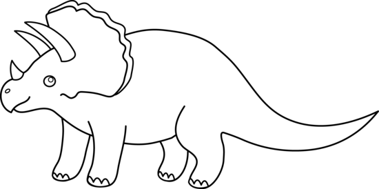 Dinosaur clipart food.