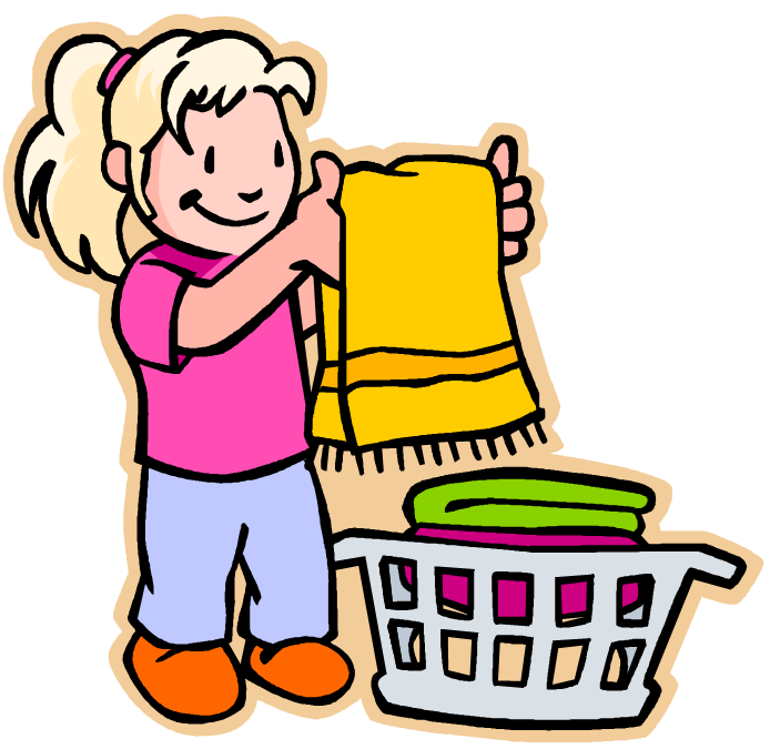 chores clipart household