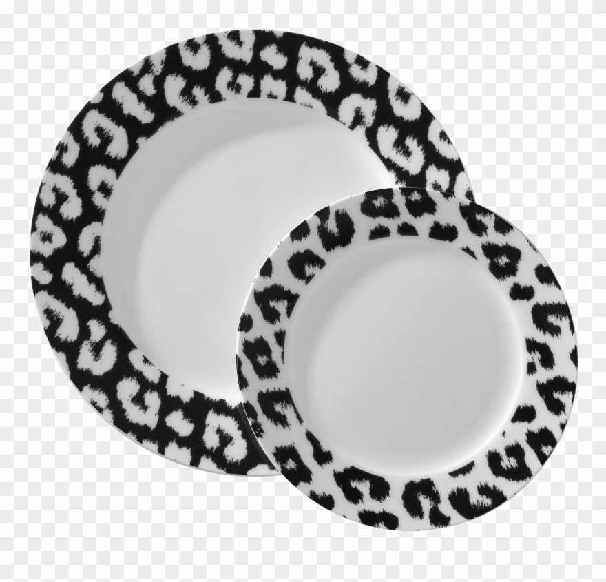 Dish clipart dining plate.