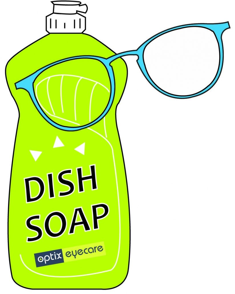 Dish clipart soapy water.