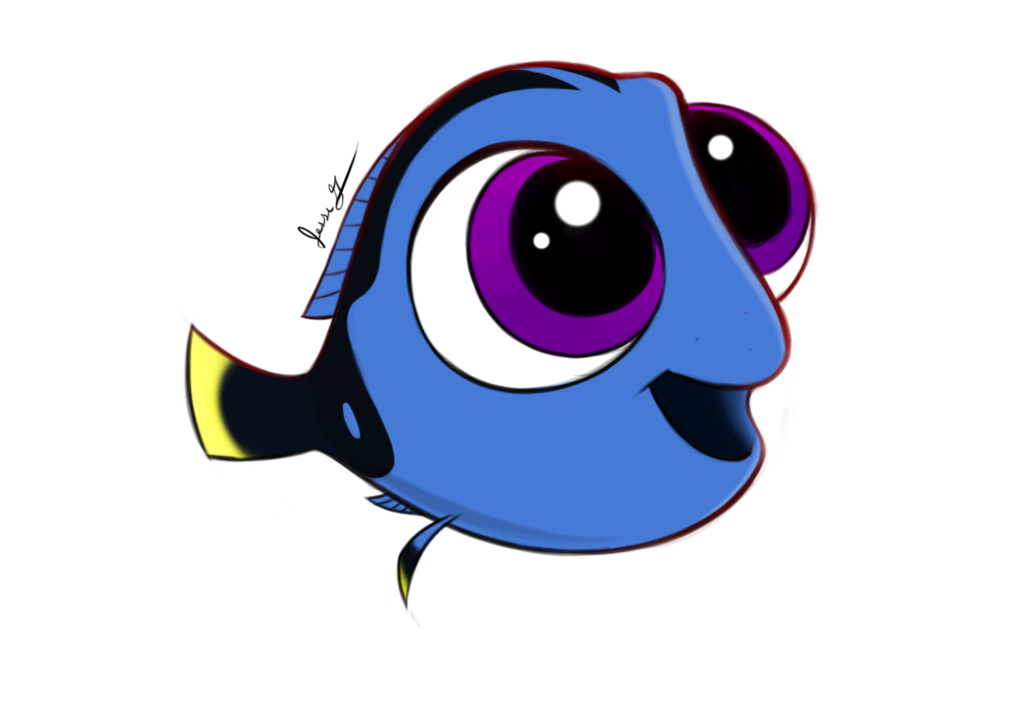 Dory clipart animated baby.