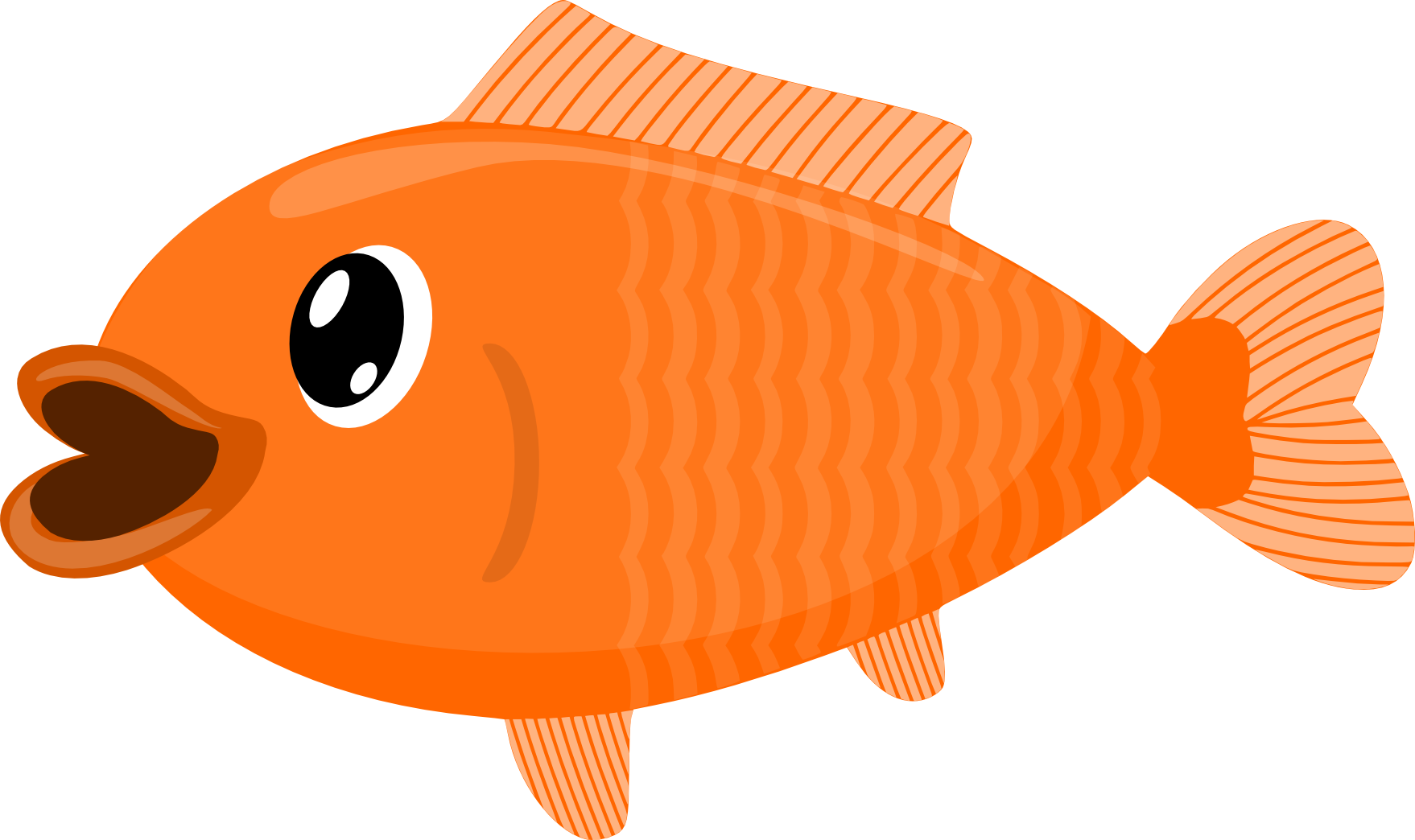 Dory clipart clear background.