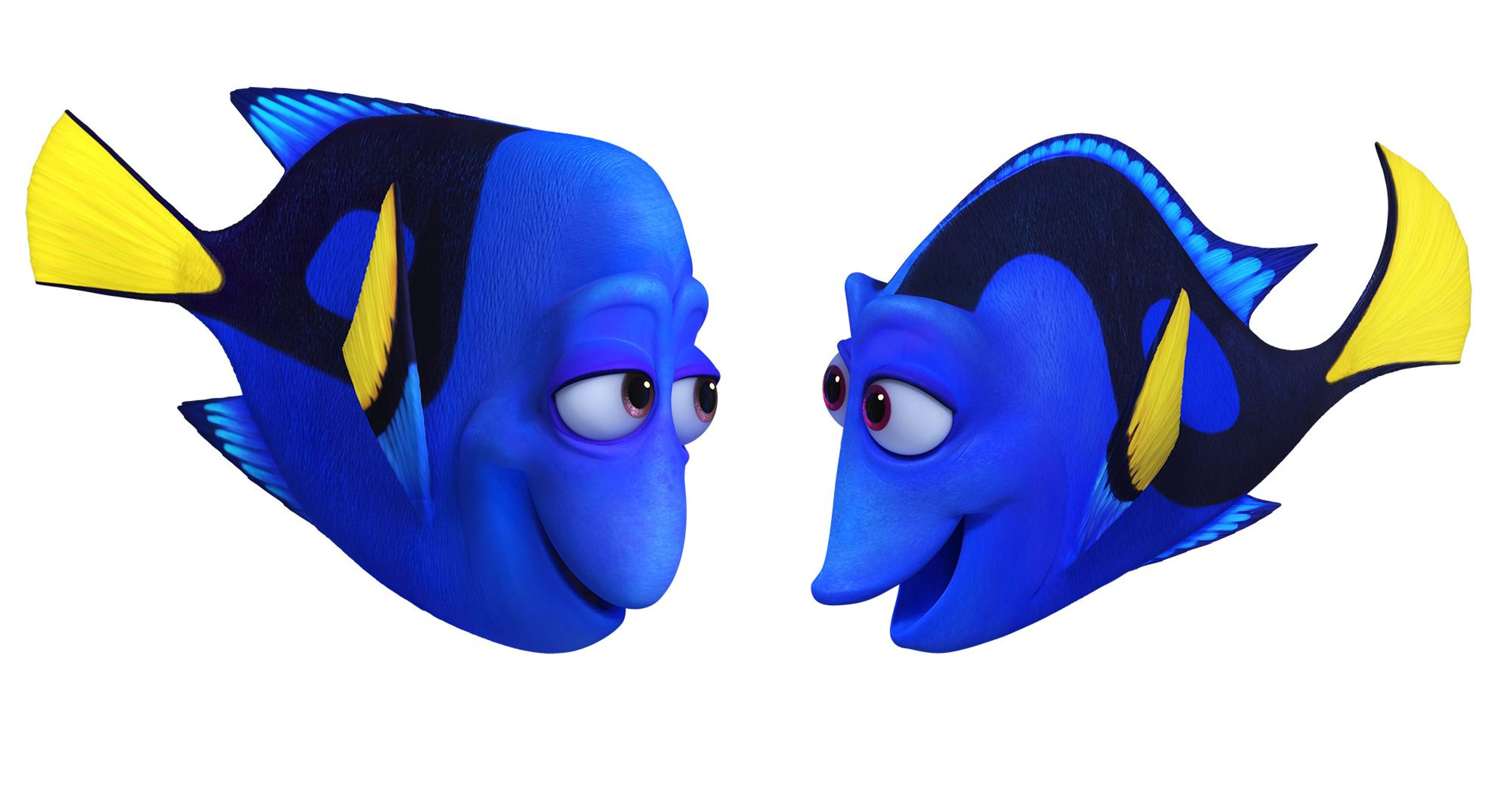 Dory clipart charlie.