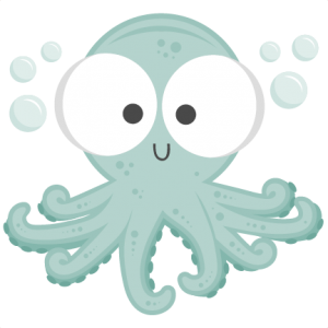 Dory clipart octopus.