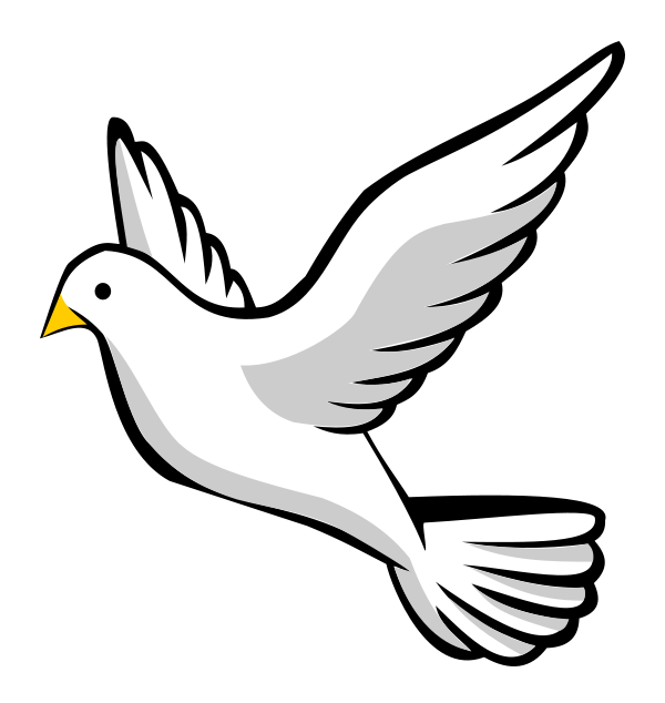 Dove clipart. Collection of transparent