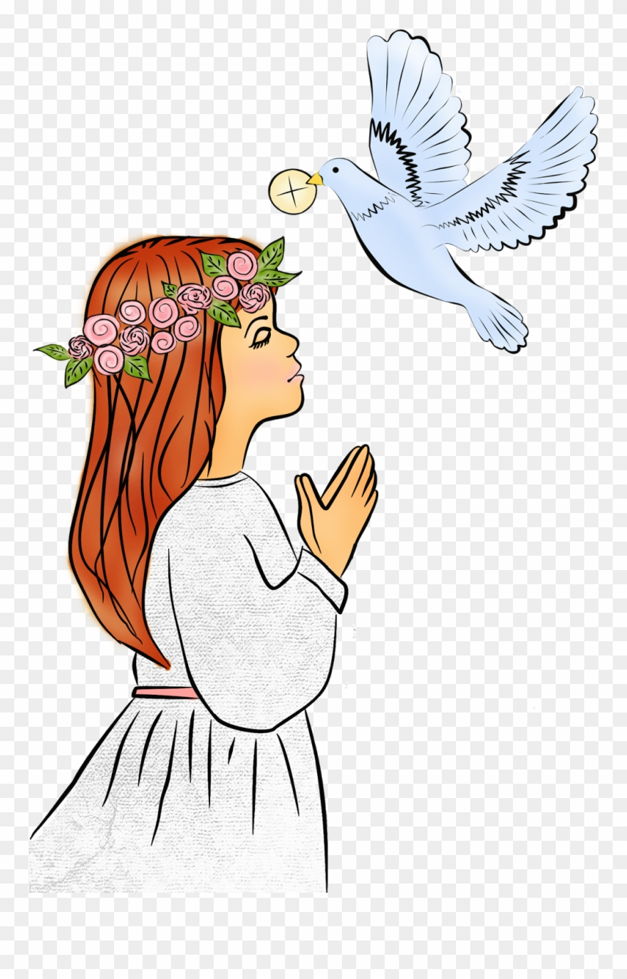 communion clipart first