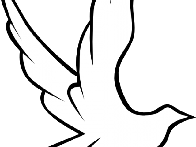 Dove clipart hope.
