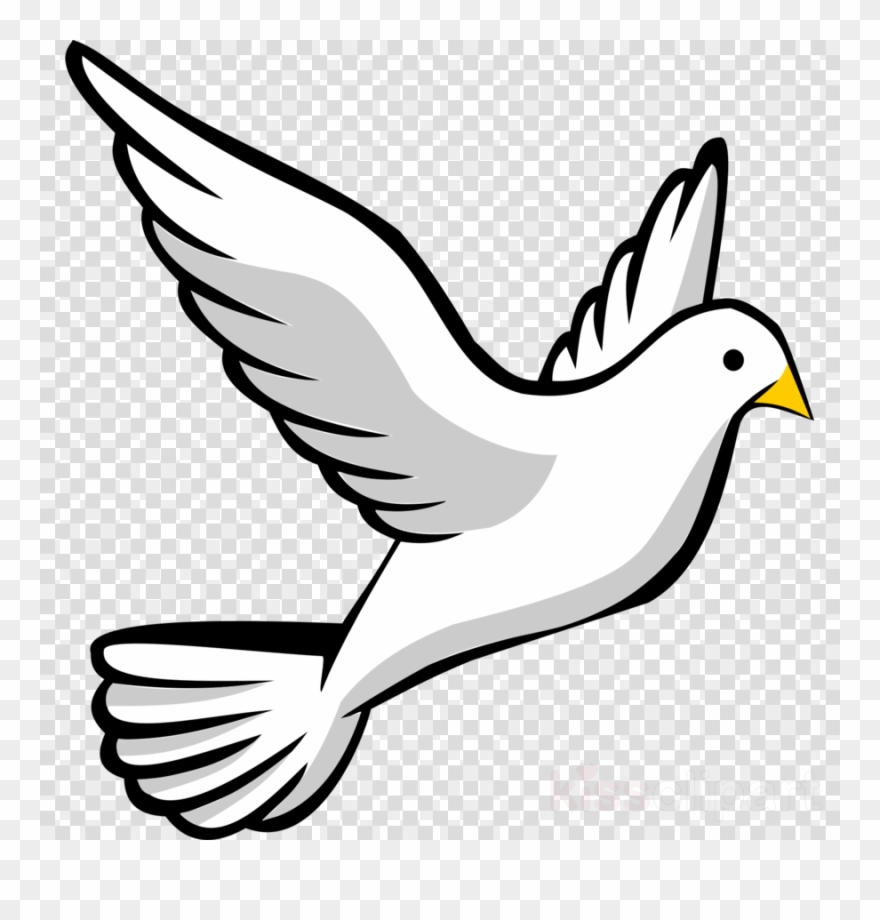 Dove clipart peagon.