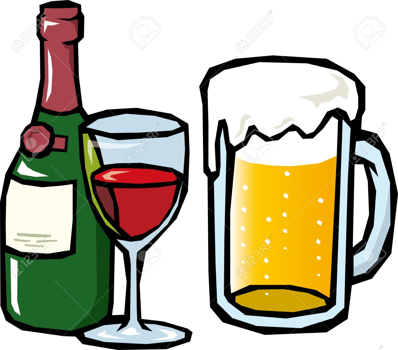 beer clipart alcohol