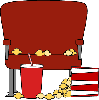 Movies clipart movie time.
