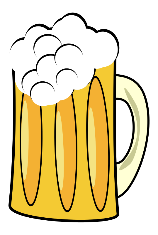 Drink clipart beer cool.