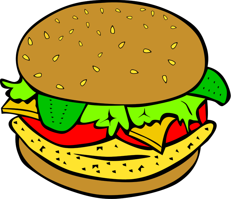 picture clipart food