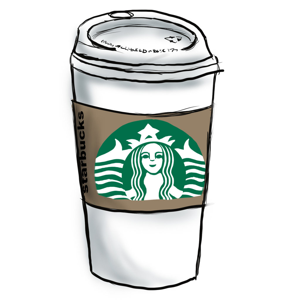 starbucks cup clipart