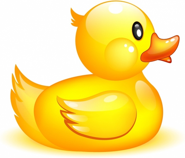 Rubber ducky clipart water.