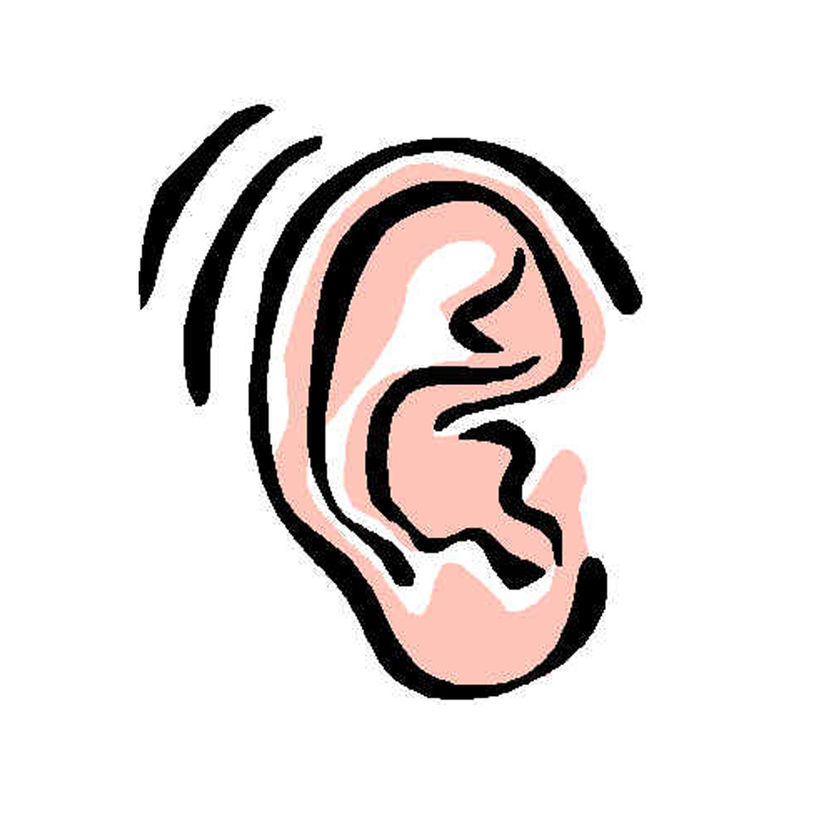 Listening ears clipart mindful.