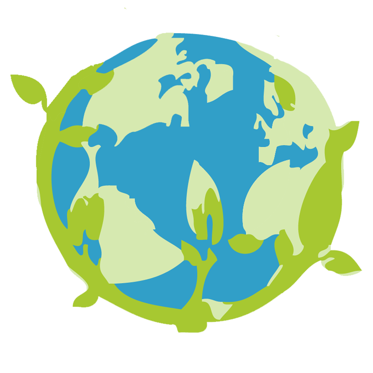 earth day clipart green