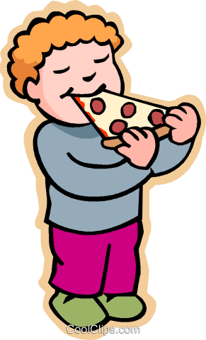 Eat clipart pizza.