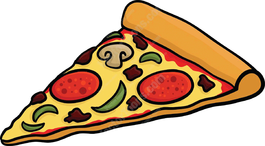 pizza clipart meal