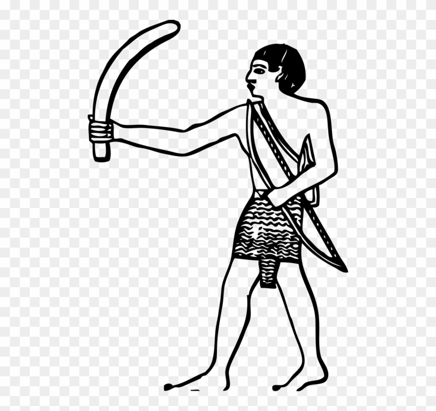 Bow clipart ancient.