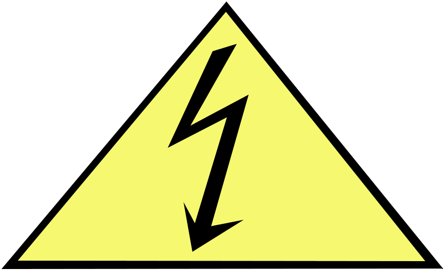 Motorized clipart electricity tower.