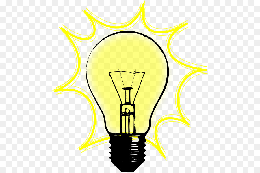 energy clipart light bulb