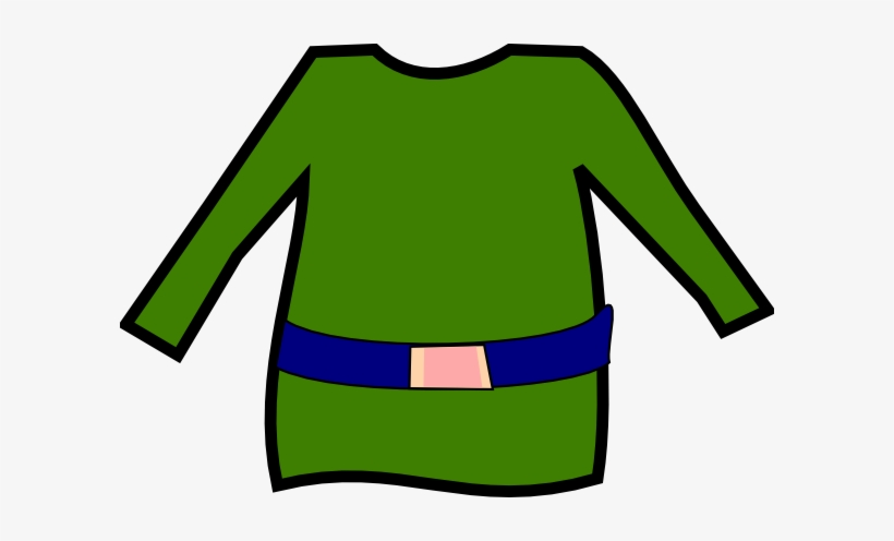 Elves clipart clothing.