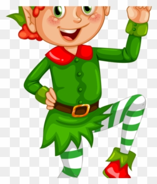 Elves clipart mail.