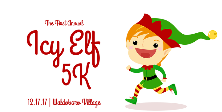 elves clipart running