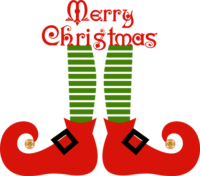 elves clipart socks
