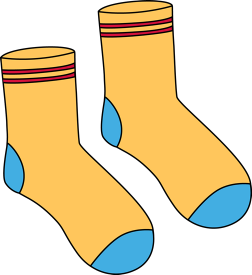 sock clipart transparent