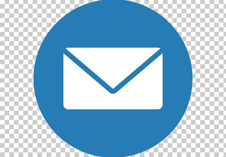 gmail icon clipart blue email