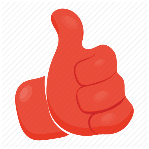 Emotocon clipart thumbs.