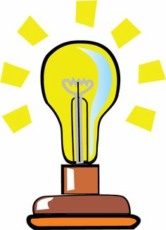 energy clipart light
