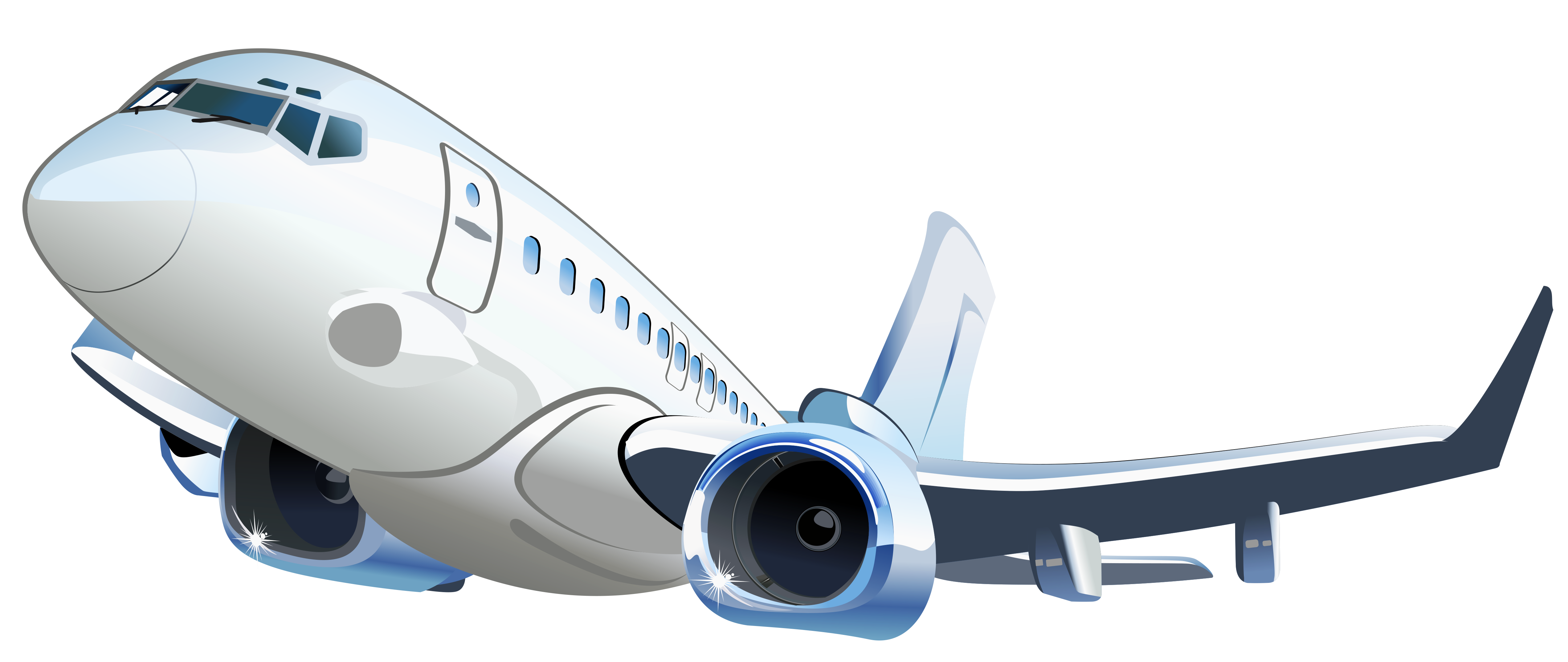 Engineer clipart airplane.