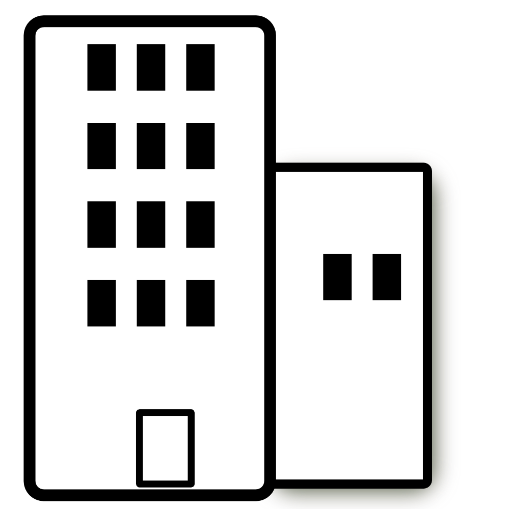 apartment clipart government office